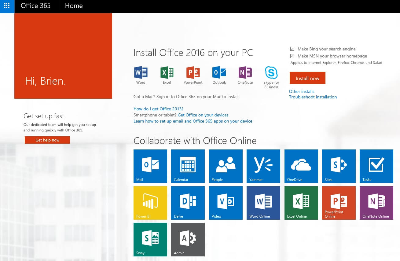Microsoft Office 365 Crack Download