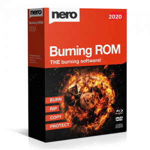 Nero Burning ROM 2020 Crack with Serial Number