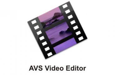 AVS Video Editor Crack 9.4.2.369 + Activation Key Full Version