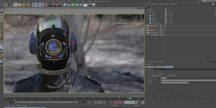 Maxon CINEMA 4D Free Download