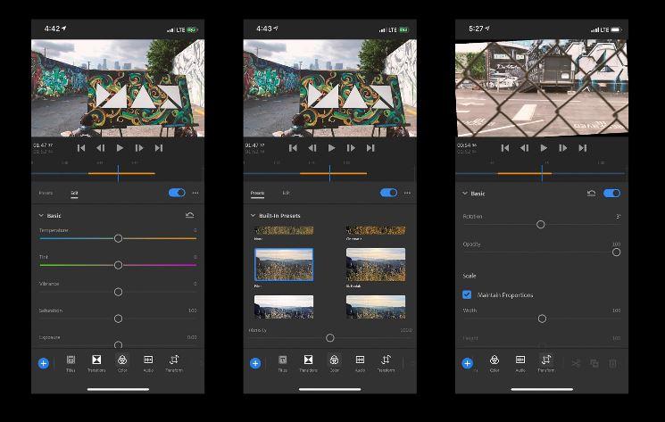 Adobe Premiere Rush Mod APK