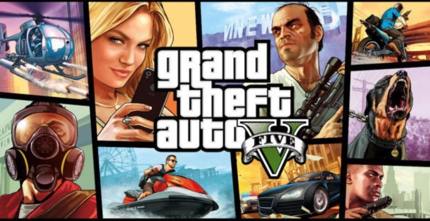 GTA 5 Crack Only Download