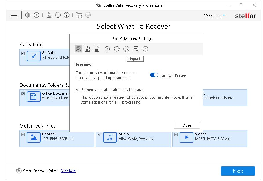 stellar data recovery professional activation key