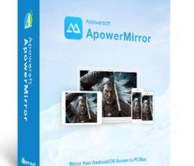 Apowersoft ApowerMirror Crack 1.4.7.16 + Activation Code [Latest]