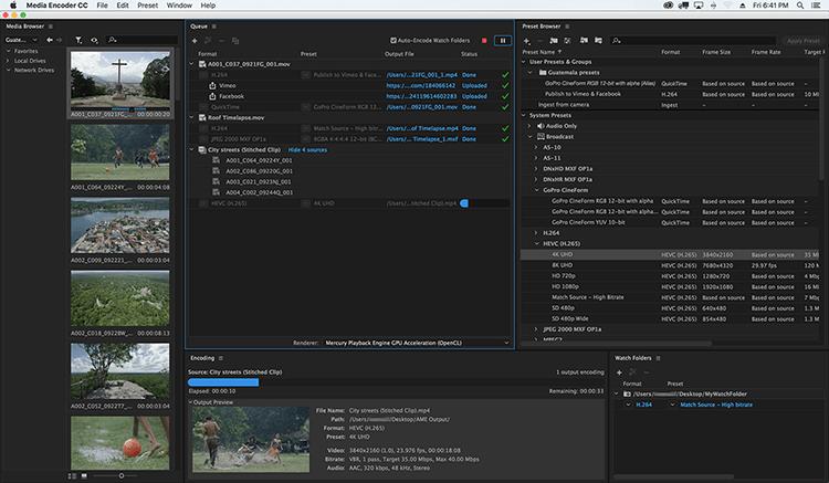 Adobe Media Encoder Pre-Activated
