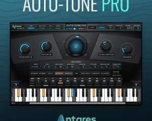 Antares AutoTune Pro Crack v9.1.1 + Torrent Free Download [2021]