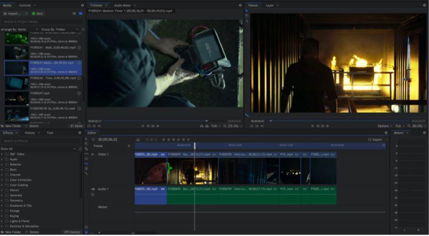 HitFilm Crack Download