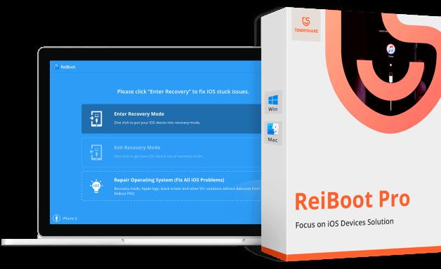 Tenorshare ReiBoot Registration Code