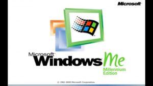Windows ME Product Key