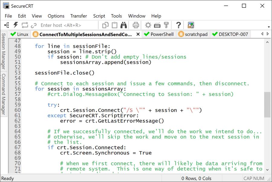 SecureCRT License Key