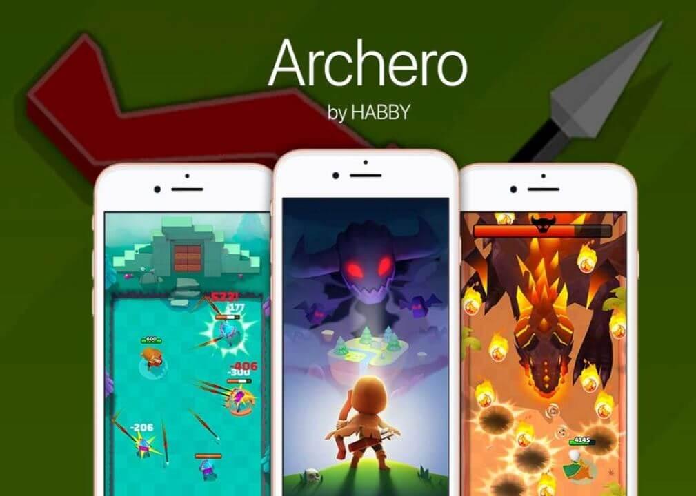 Archero Mod Apk Unlimited Gems