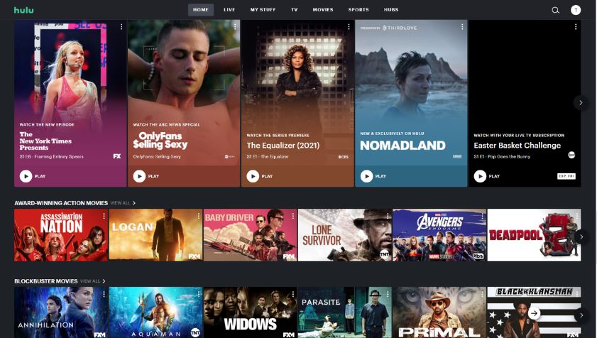 Hulu APK Mod
