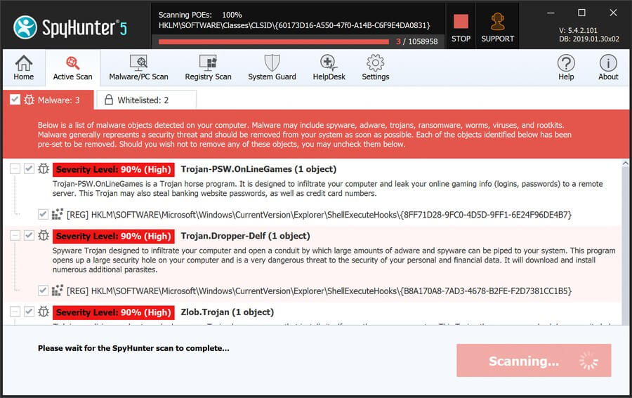 Spyhunter 5 Crack Email and Password