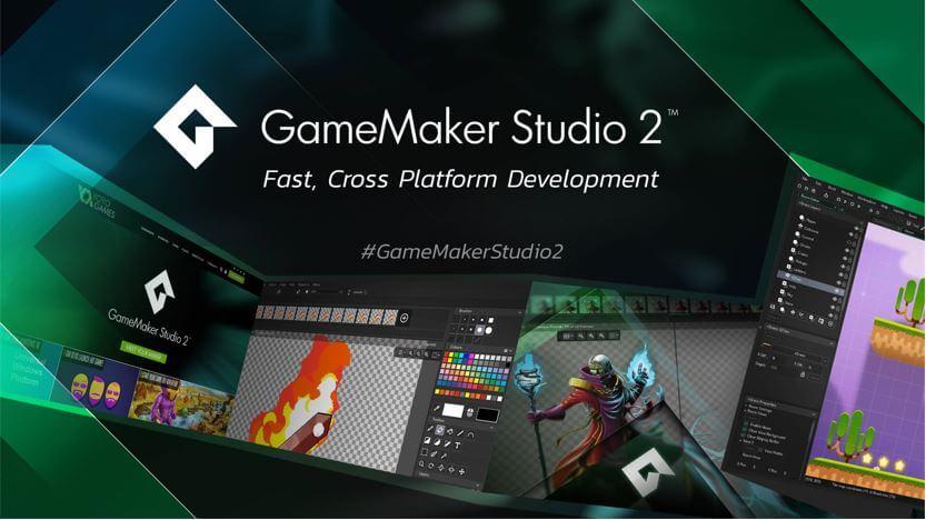 Game Maker Studio 2 Crack
